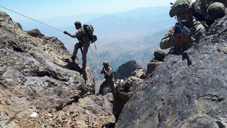 Turkey launches new raid in northern Iraq
