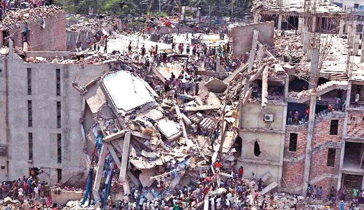 8th Anniv of Rana Plaza Tragedy: Justice remains elusive