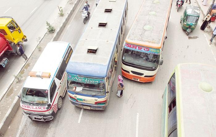 Govt mulls resuming public transport services