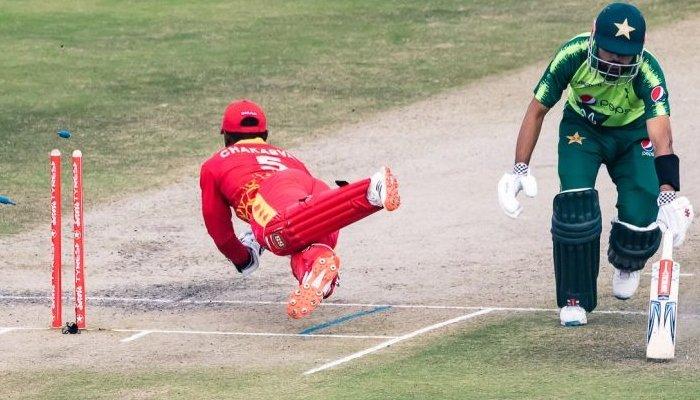 Pakistan win toss, elect to bat first against Zimbabwe