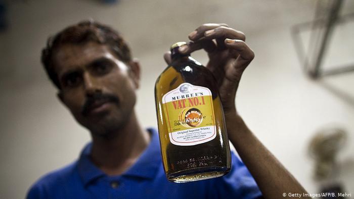 Pakistan's alcohol prices surge during coronavirus pandemic