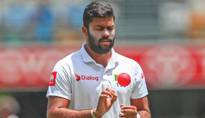 Lahiru Kumara ruled out of Test series