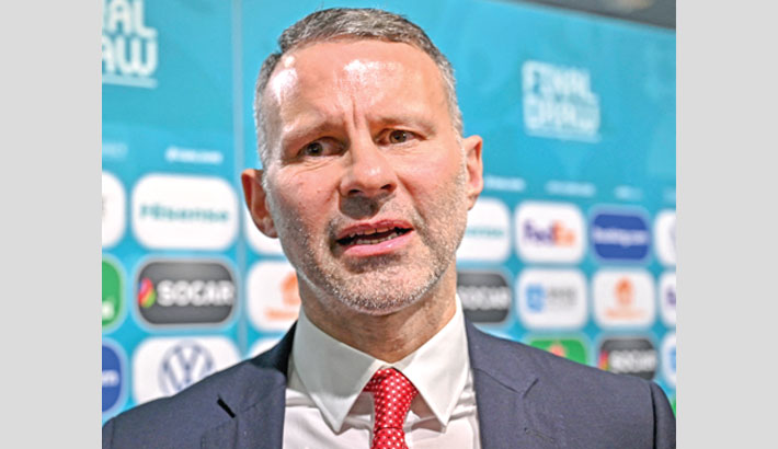 Wales boss Giggs to miss Euro with assault charge