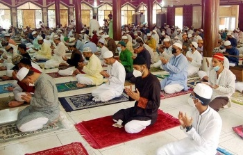 Eid Jammat likely to be in mosque