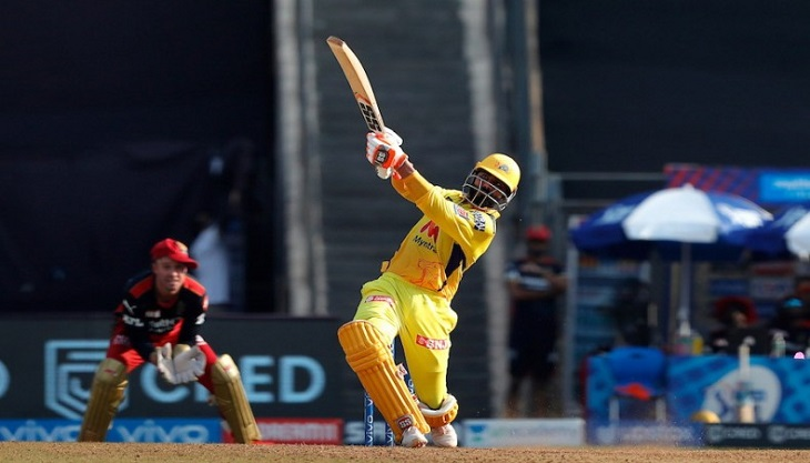 Jadeja smashes 37 runs in single IPL over