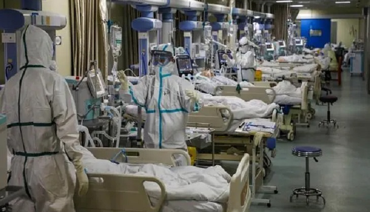 Islamabad hospitals face low oxygen pressure as COVID-19 cases rise