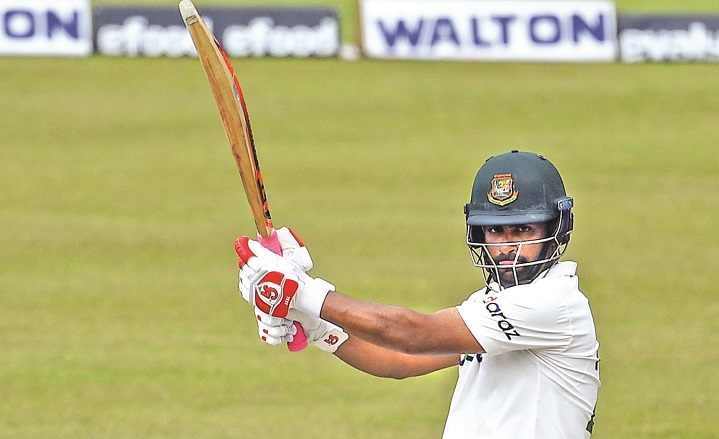 Superb Tamim makes merry before draw