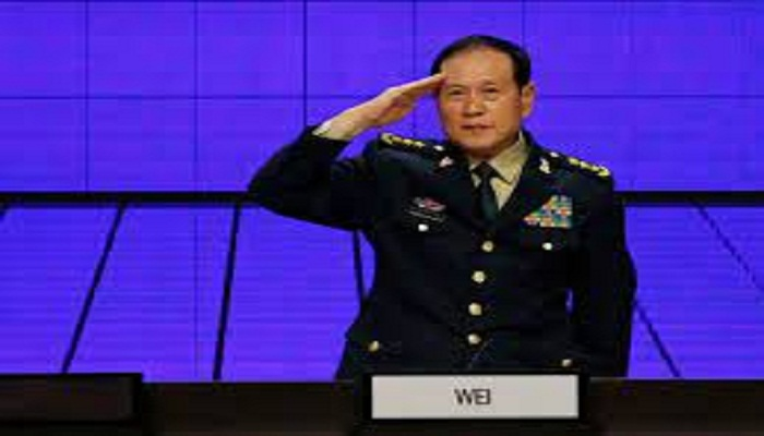 Chinese Defence Minister to visit Sri Lanka later this month