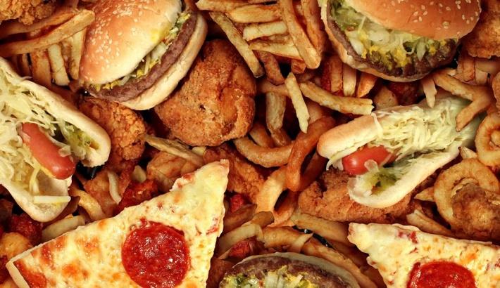 Junk foods may damage your bones