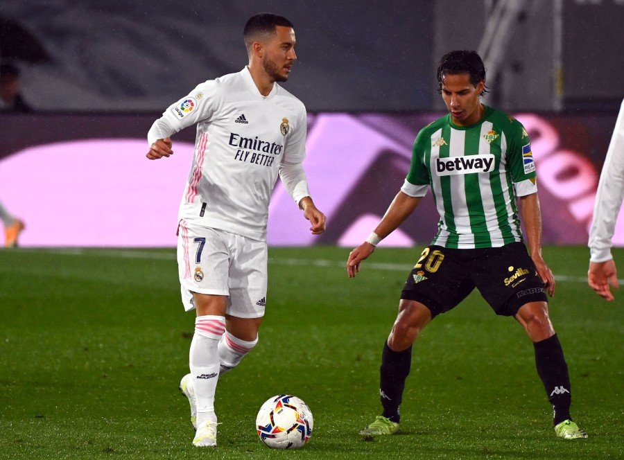 Below-par Real Madrid held by Betis with Chelsea test to come