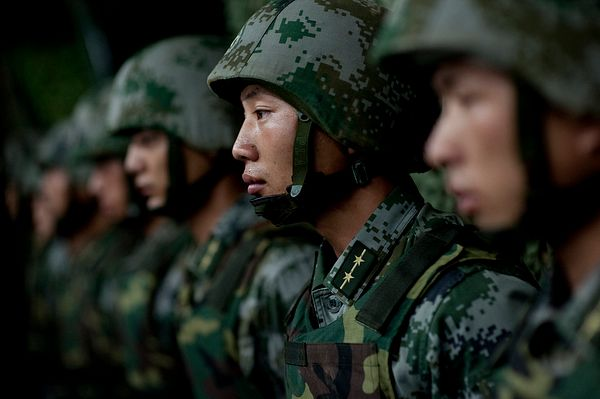 China's Military Has a Hidden Weakness