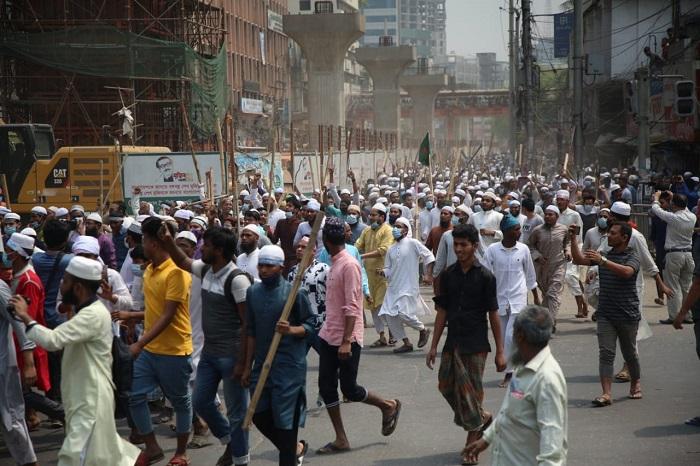 Ahlea Sunnah demands permanent ban on Hefazat