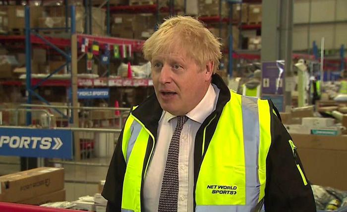 Boris Johnson said bodies 'could pile high' instead of lockdown