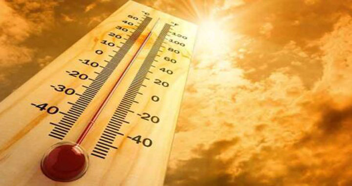 Dhaka sees highest temperature in 26 years
