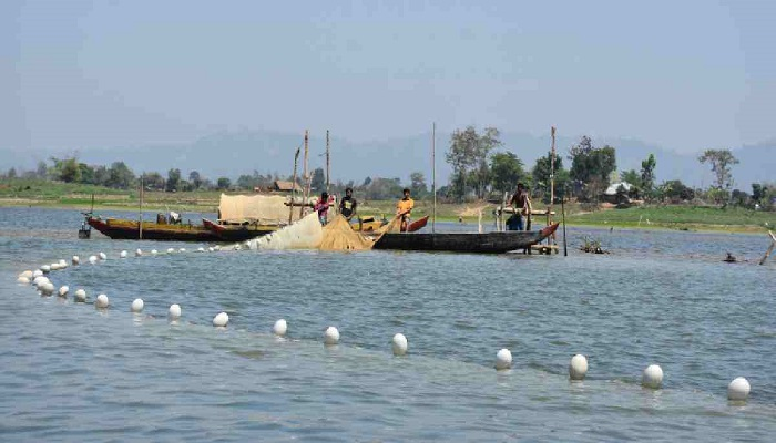 Fishing in Kaptai Lake prohibited for 3 months