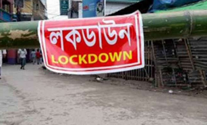Ongoing lockdown extended by one more week