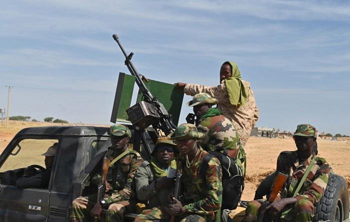 Jihadists kill 31 soldiers in NE Nigeria: military sources