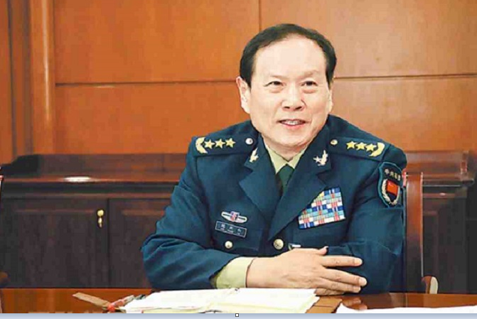 Chinese Defense Minister to visit Dhanmondi-32 Tuesday