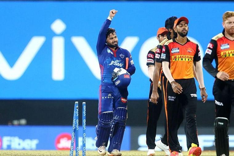 Delhi Capitals beat SRH in thrilling Super Over contest