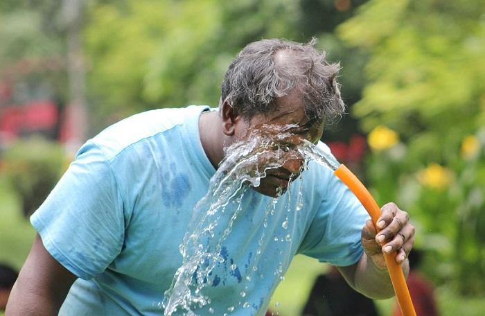 Severe heatwave sweeping over Bangladesh