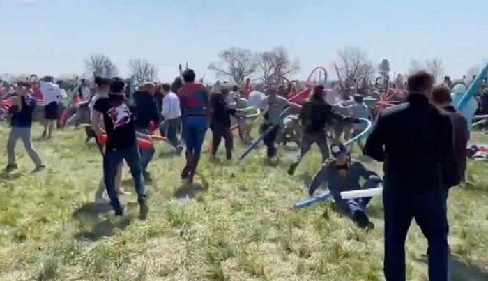 Dozens of men called Josh battle in field 'to determine The One True Josh'