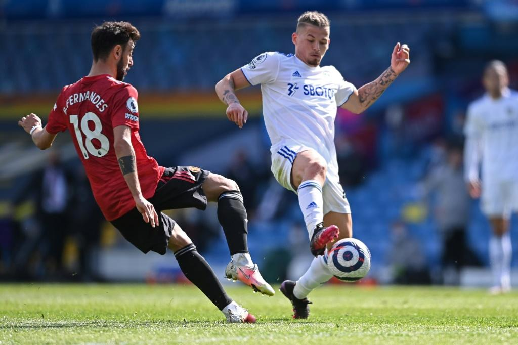 Man Utd held by Leeds as Burnley pull clear of Premier League danger zone