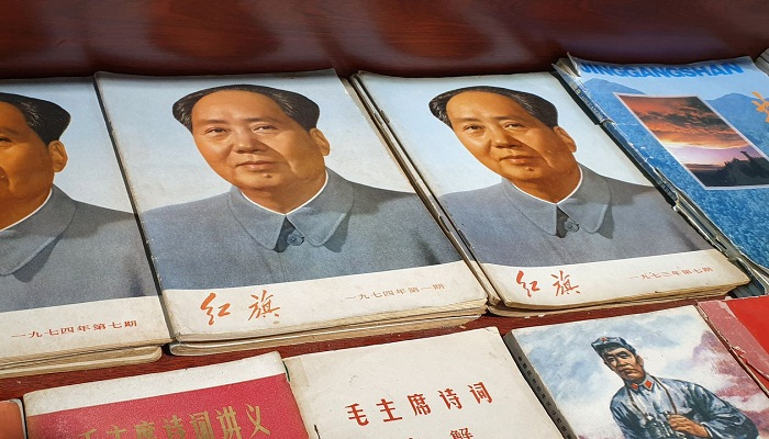 China's Communist Faithful Flock to 'Red Sites' Ahead of Party Centennial