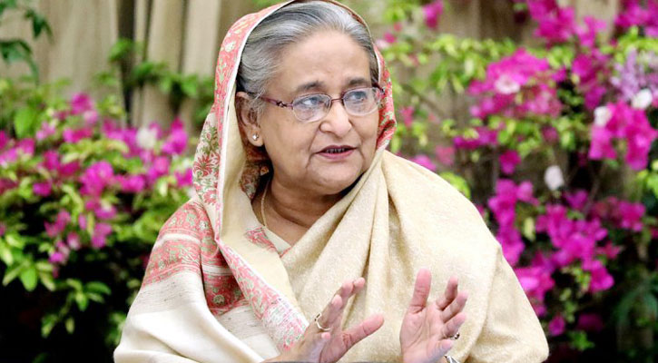PM donates Tk 10cr for journalists amid pandemic
