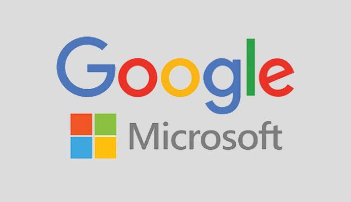 Google, Microsoft pledge support to India