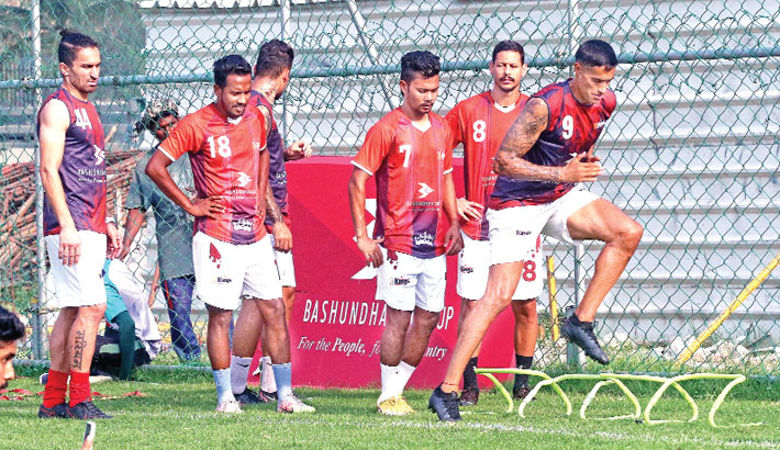 Kings eye to clinch AFC Cup, BPL titles