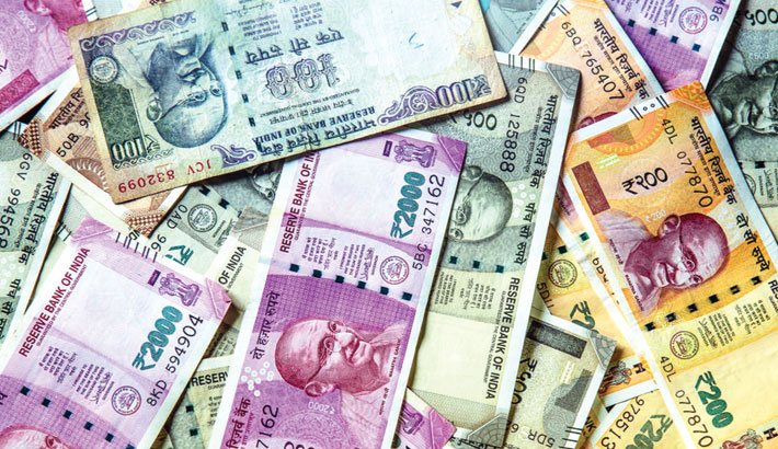Indian rupee ends higher at $74.72