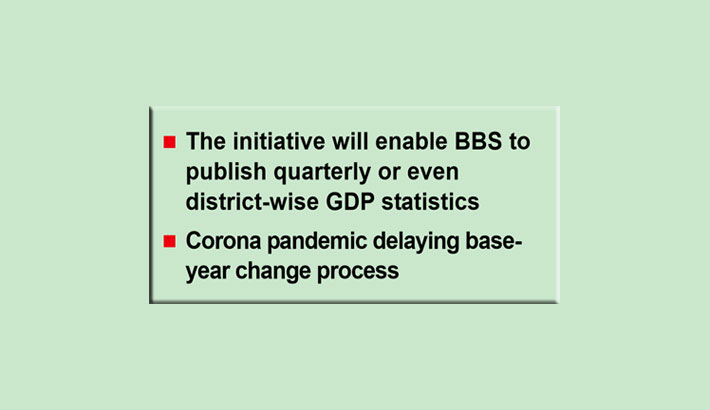 Govt to change GDP base year