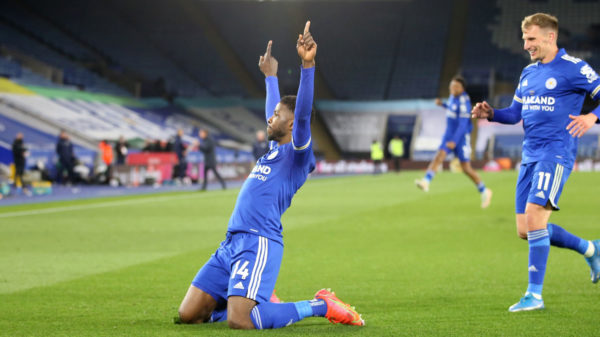 Red-hot Iheanacho seals Leicester fightback to sink Palace