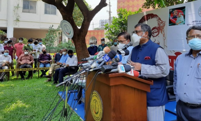 There will be no shoratge of oxygen: Health Minister