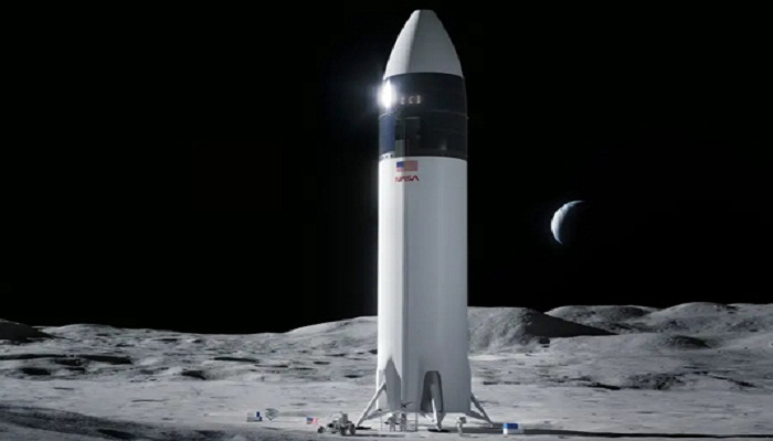 Blue Origin protests NASA choice of SpaceX to land astronauts on Moon