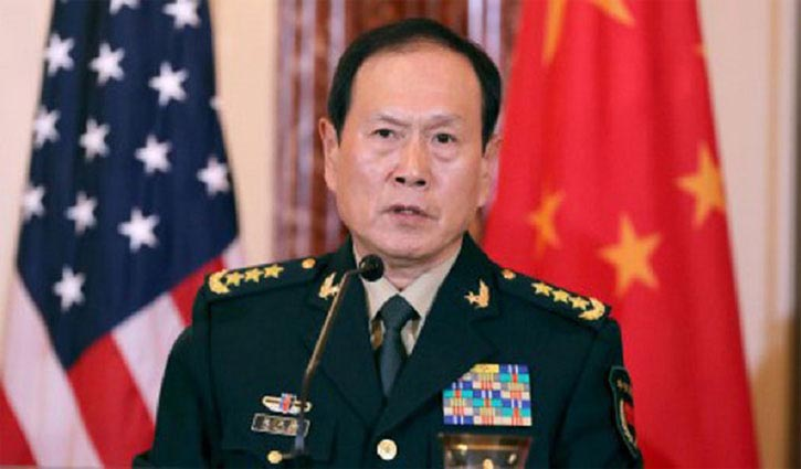 Chinese Defence Minister arrives in Dhaka today