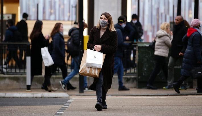 Shopping trips in UK set to fuel economic rebound