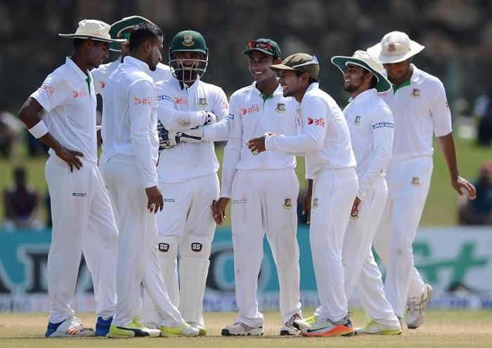 BCB announces unchanged squad for 2nd Sri Lanka Test
