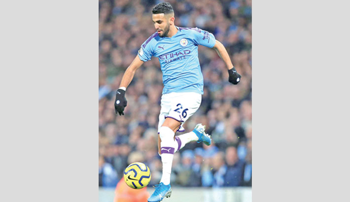 Mahrez's journey from Paris suburbs to UCL semi against PSG