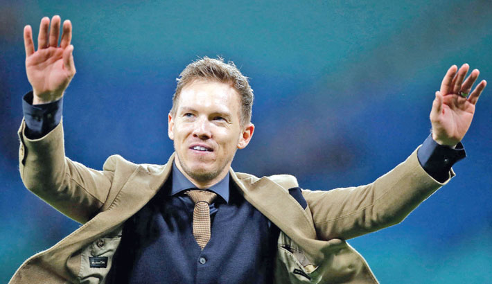 Nagelsmann completes meteoric rise with return to Munich