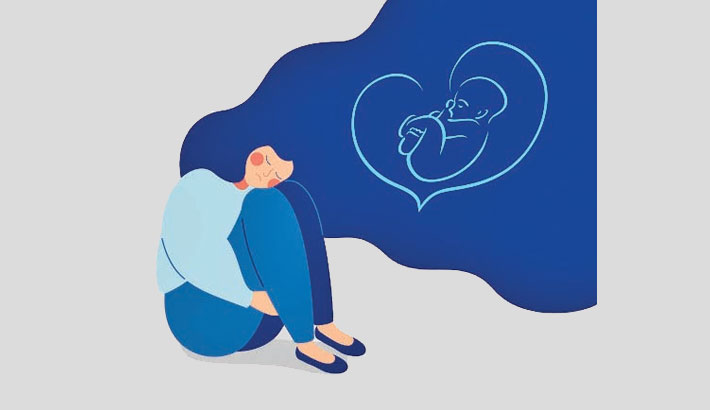 1 in 10 women experience miscarriage