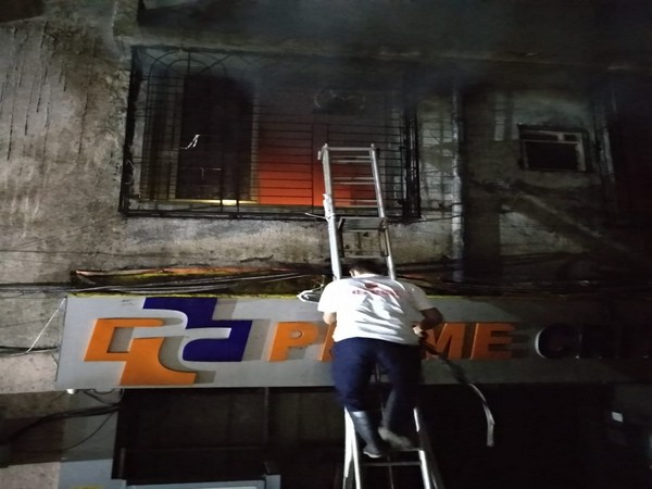 Four patients die in Maharashtra hospital fire