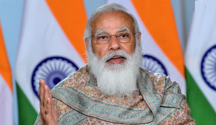 Modi's aunt Narmadaben dies from Covid-19