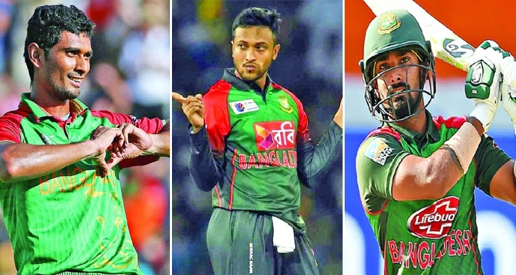 Mahmudullah, Shakib and Liton set to feature in PSL