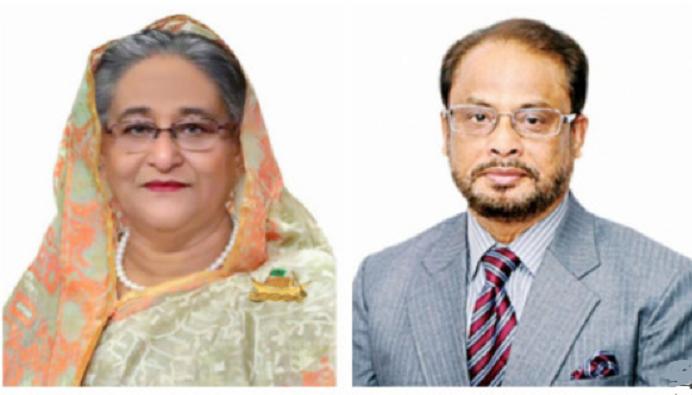 Eid-Ul-Fitr: PM greets JP leader GM Quader