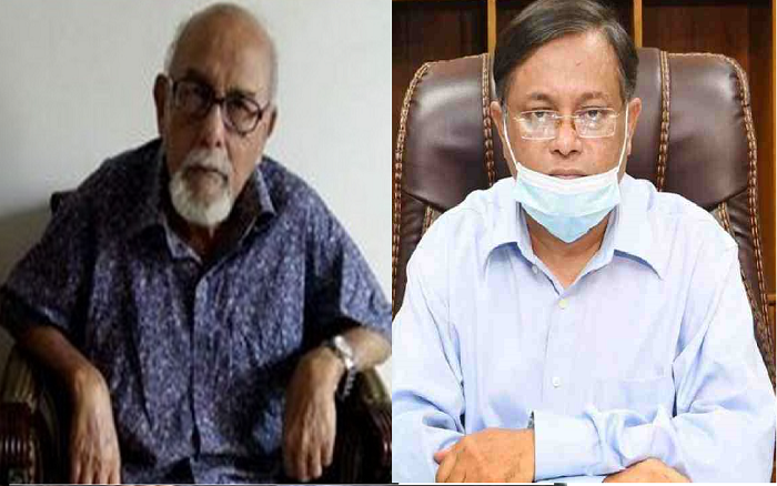 Hasan mourns death of veteran journalist Syed Shahjahan