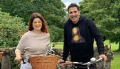 Akshay Kumar and Twinkle Khanna donate 100 oxygen concentrators