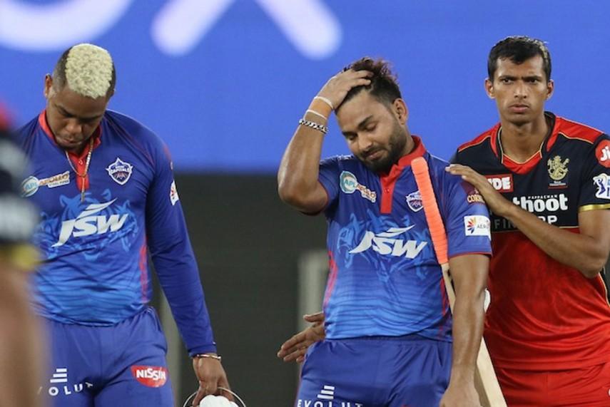 RCB beat Delhi Capitals by one run