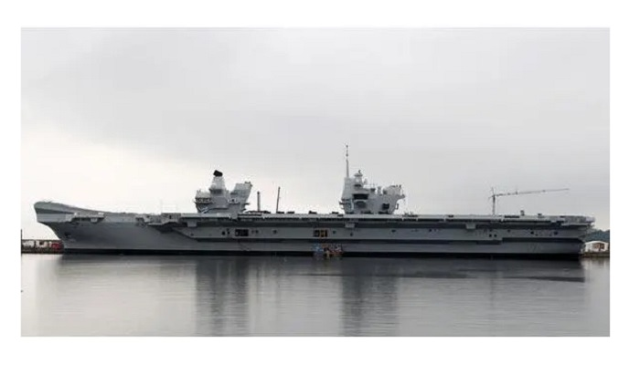 Indo-Pacific tilt: UK's Queen Elizabeth aircraft carrier will sail to India on maiden deployment