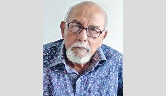 Journo Syed Shahjahan dies of corona
